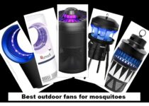 Best outdoor fans for mosquitoes